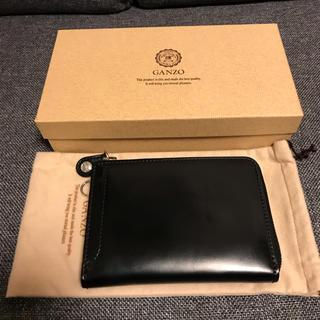 ガンゾ(GANZO)のGANZO L字 ホーウィン社  ワイルドスワンズ(折り財布)