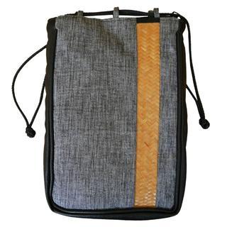 新品送料込み 男性用 信玄袋 きんちゃく 巾着 袋 バッグ K953(その他)