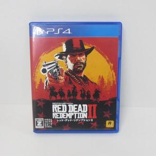 PlayStation4 -  rgm10023 PS4 ソフト レッド・デッド・リデンプション2RDR2