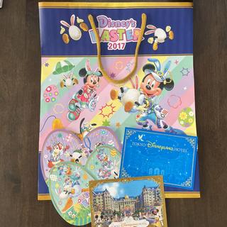 ディズニー(Disney)のランドホテル 2017年 イースター(切手/官製はがき)