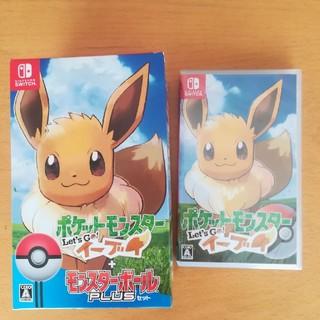 Nintendo Switch - レッツゴーイーブイswitch