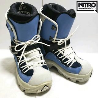 ナイトロ(NITRO)の♡NITRO♡希少なステップインブーツ レディース用 23.5cm(ブーツ)