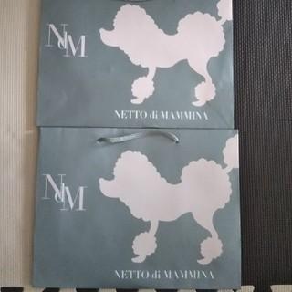 ネットディマミーナ(NETTO di MAMMINA)のネットディマミーナ ショップ袋(ショップ袋)