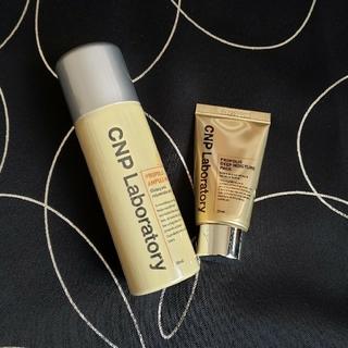 チャアンドパク(CNP)のCNP ☺️ プロポリスアンプルミスト & プロポリスディープモイスチャーパック(化粧水 / ローション)