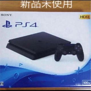 PlayStation4 - ps4 500gb ジェットブラック プレステ4