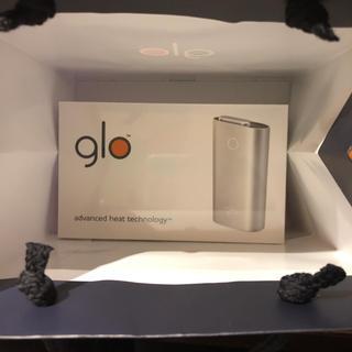 グロー(glo)のglo 新品(タバコグッズ)