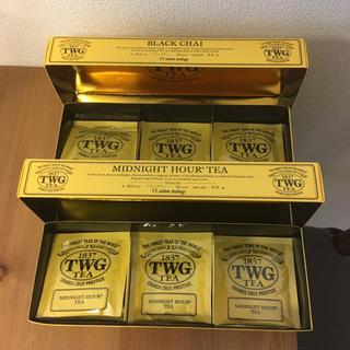 ルピシア(LUPICIA)のTWG 紅茶 ハーブティー カフェインフリー(茶)