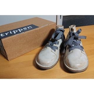 トリッペン(trippen)の(新品)trippen saint mud(ブーツ)