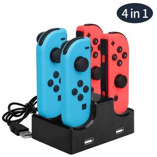超人気!Nintendo Switch ジョイコン 充電スタンド