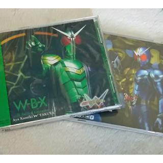 仮面ライダーW 主題歌CD 未開封 おまけ付き(キッズ/ファミリー)