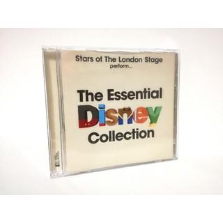 ディズニー(Disney)の『エッセンシャルディズニーコレクション』ミュージカル/オーケストラ ベスト盤CD(ミュージカル)