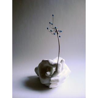 【現代アート/オブジェ/インテリア/置物/美術/芸術/彫刻/手】無題8(2)(彫刻/オブジェ)