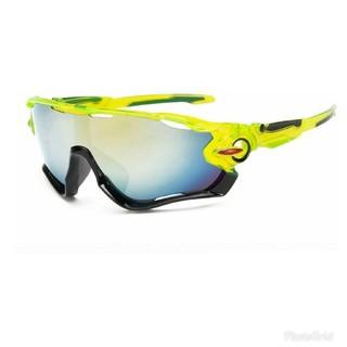 【新品】スポーツサングラス 定番人気のデザイン ロードバイク ランニング 野球