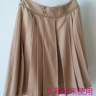 ネットディマミーナ(NETTO di MAMMINA)のスカート 新品 プリーツ(ミニスカート)