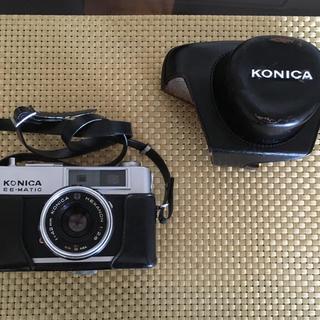 コニカミノルタ(KONICA MINOLTA)のKonica EE-MATIC DELUXE F中古(フィルムカメラ)