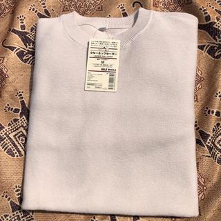 (SALE) Mサイズ 無印良品クルーネックセーター