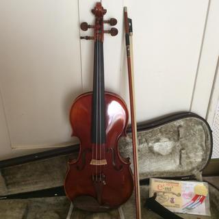 ドイツ製 4/4バイオリンセット(ヴァイオリン)