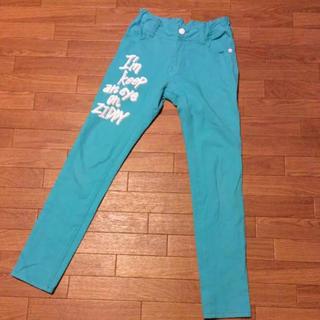 ジディー(ZIDDY)のZIDDY カラー パンツ ズボン スキニー ジディ(パンツ/スパッツ)