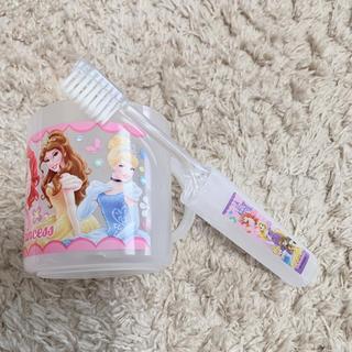 ディズニー(Disney)の歯磨きセット(歯ブラシ/歯みがき用品)