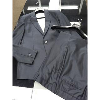 エンポリオアルマーニ(Emporio Armani)のEMPORIO ARMANI アルマーニ スーツ セットアップ 黒(セットアップ)