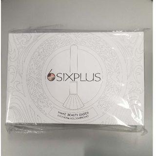 SIXPLUS 貴族のゴールド メイクブラシ11本セット ブラウン化粧ポーチ付き(その他)