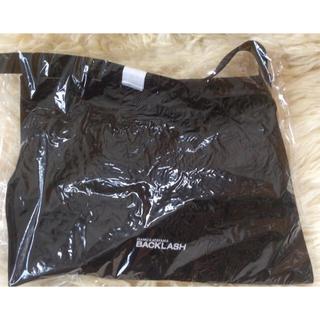イサムカタヤマバックラッシュ(ISAMUKATAYAMA BACKLASH)のBACKLASH 非売品サコッシュ(ボディーバッグ)