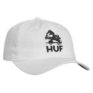 ハフ(HUF)のhuf キャップ フェリックス ホワイト ハフ (キャップ)