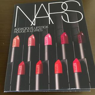 ナーズ(NARS)の新品 NARS リップサンプル 8色セット オーディシャス(サンプル/トライアルキット)