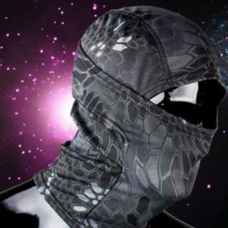 迷彩 3Way フェイスマスク サバゲー スキー アウトドア(ネックウォーマー)
