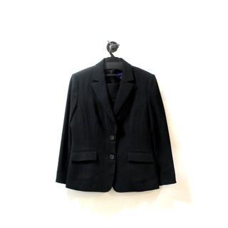 ソワール(SOIR)の東京ソワール スーツ ジャケット スカート ブラウス フォーマル 黒 11(礼服/喪服)