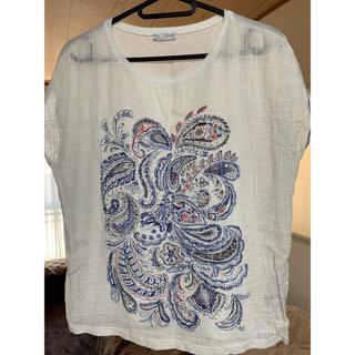 ザラ(ZARA)のZARA Tシャツ(Tシャツ(半袖/袖なし))