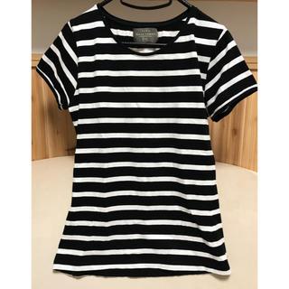ザラ(ZARA)のボーダー Tシャツ  ZARA(Tシャツ(半袖/袖なし))