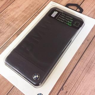 ビーエムダブリュー(BMW)の本革 iPhone 6sP/6PLUS BMW ハードケース BK(その他)