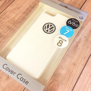 フォルクスワーゲン(Volkswagen)のフォルクスワーゲン iPhone8/7/6s/6 スマホケース (その他)