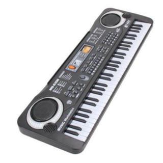 ★人気商品★子供用キーボード ピアノ 電子ピアノ 新品未使用 多機能  知育玩具(電子ピアノ)