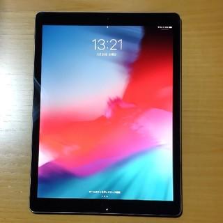 アイパッド(iPad)のiPad PRO 12.9インチ 64GB Wi-Fi スペースグレイ(タブレット)
