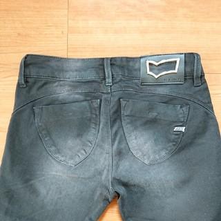 ガス(GAS)のGAS black jeans(デニム/ジーンズ)