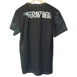 アディダス(adidas)の新品M★アディダス黒ランニングTシャツ  ブラック(Tシャツ/カットソー(半袖/袖なし))