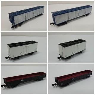 カトー(KATO`)のKATO Nゲージ 3台セット 8001 8005 8006   1(鉄道模型)