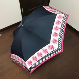 エスティローダー(Estee Lauder)のエスティローダー ノベルティ バラの折りたたみ傘 送料無料(傘)