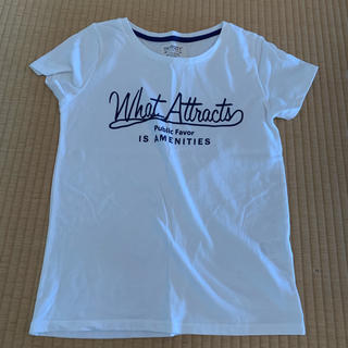 シマムラ(しまむら)のしまむら ロゴ Tシャツ(Tシャツ(半袖/袖なし))