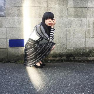 mame - mame こぎん刺し ワンピース ドレス マメ 定価11万円 toga