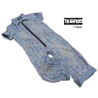 ティーケー(TK)の■TK SAPKID/ティーケーサップキッド■ 110cm オールインワン(パンツ/スパッツ)