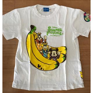 ディズニー(Disney)の【ディズニーシー限定】サマーフェスティバルTシャツ 150サイズ(Tシャツ/カットソー)