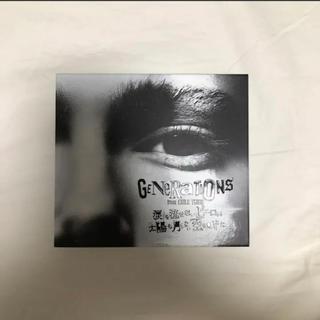 ジェネレーションズ(GENERATIONS)のGENERATIONS アルバム(ポップス/ロック(邦楽))