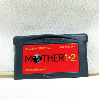 ゲームボーイアドバンス(ゲームボーイアドバンス)のマザー1+2(携帯用ゲームソフト)