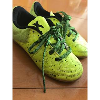アディダス(adidas)のアディダス ジュニアフットサルシューズ 17cm(シューズ)