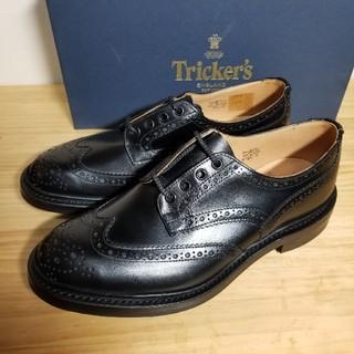 トリッカーズ(Trickers)のトリッカーズ trickers BOURTON バートン 5633 UK8.5(ドレス/ビジネス)