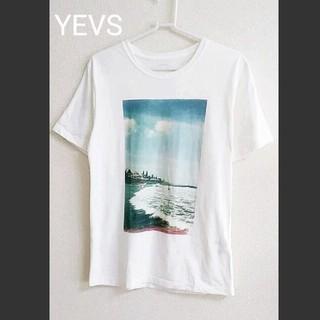 イーブス(YEVS)のryan tatar  × YEVS コラボTシャツ(Tシャツ(半袖/袖なし))