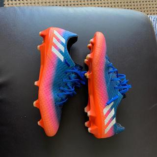 アディダス(adidas)のサッカースパイク アディダス メッシ fgag 26.0(シューズ)
